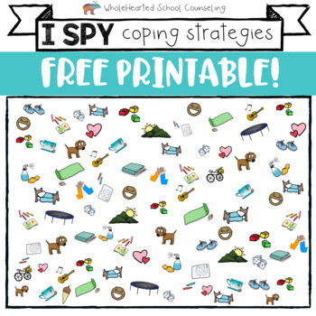 I Spy Pictures >> I Spy Coping Skills Free Poster Printable