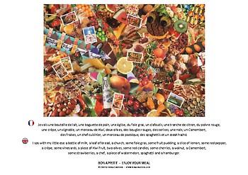 I SPY FOOD - JE VOIS DE LA NOURRITURE