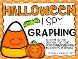 I SPY Bar Graph {Halloween}