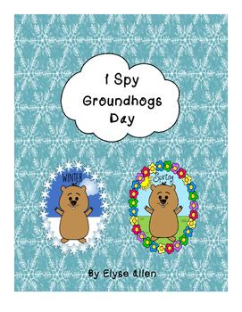 I SPY Groundhog Day