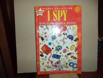 I SPY  ISBN#0-439-76309-6