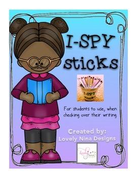 I-SPY Sticks