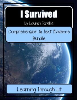 I SURVIVED Series - Lauren Tarshis - Comprehension Bundle