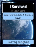 I SURVIVED Series - Lauren Tarshis - Comprehension Bundle