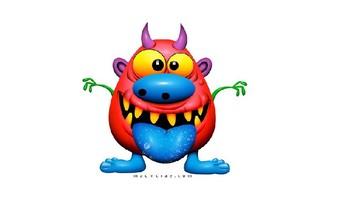 I Saw a Monster! Creative Writing