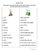 I Say...You Say...Quick Check for Understanding - Important Reading Words/Verbs