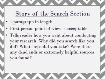 I-Search Research Paper Unit