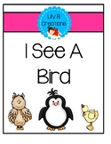 I See A Bird - Little Reader