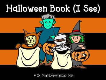 Halloween Book (I See)