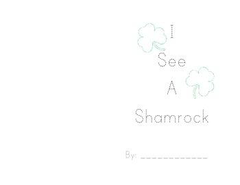 I See A Shamrock