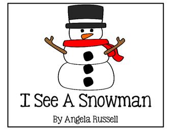 I See A Snowman