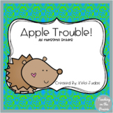 I See.... An Apple Trouble Emergent Reader