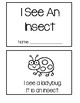 I See An Insect - Little Reader