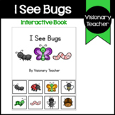 I See Bugs - Interactive Book