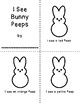 I See Bunny Peeps Coloring Booklet