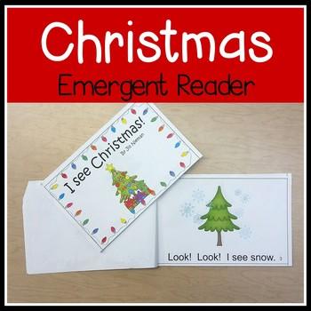 Emergent Reader- Christmas