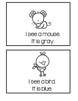 I See Colors - Little Reader