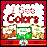 I See Colors Posters