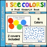 Colors - A PreK  Book