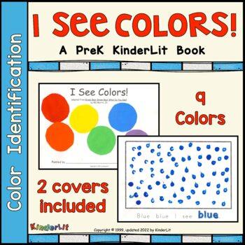 Colors - A PreK  Book