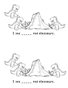 I See Dinosaurs!