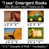 I See Emergent Readers
