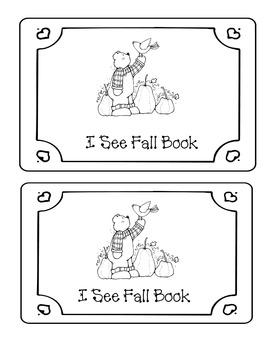 I See Fall Book