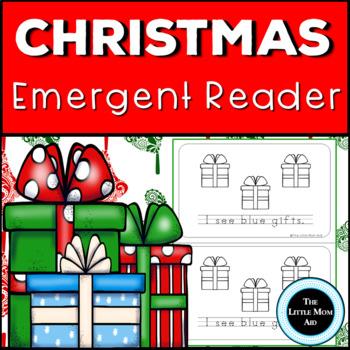 Christmas Reader - Kindergarten