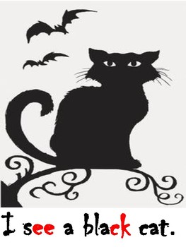 I See Halloween (Early Reader)
