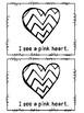 I See Hearts Emergent Reader