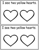 I See Hearts Little Reader/Interactive book