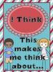 I See, I Think, I Wonder... Visual Thinking Bundle