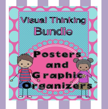 I See, I Think, I Wonder... Visual Thinking Bundle