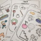 Coloring Worksheets for Articulation of Vocalic R and R blends: I See It!
