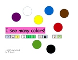 I See Many Colors. A LAMP adapted book