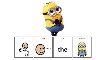 I See Minions! Adapted Book