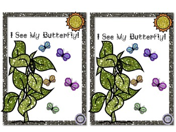 I See My Butterfly book