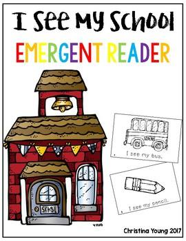 I See My - Emergent Reader
