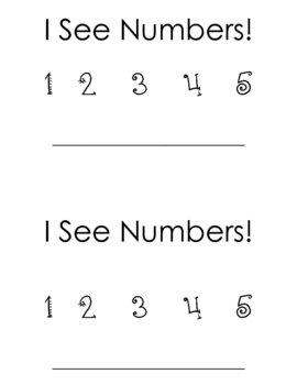 I See Numbers!