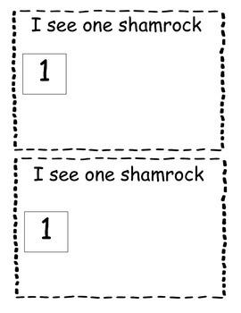 I See Shamrock Book