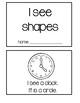 I See Shapes - Little Reader