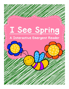 Spring Matching Emergent Reader