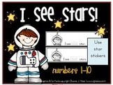 I See Stars (A numbers 1-10 counting book)