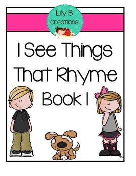 I See Things That Rhyme - Book 1
