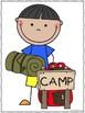 I See Tiny CVC Words Camping
