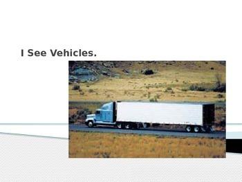 I See Vehicles