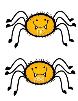 I See a Spider!--Sight Word Center for K-2