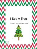 I See a Tree- Colors Printable Book