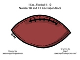 I See..Football 1-10