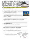 I Shouldn't Be Alive : Blizzard of Death (video worksheet)